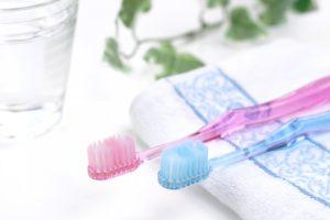 歯周病予防の歯磨き