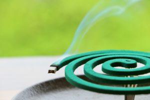 蚊取り線香が世界を救う?