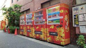 自動販売機の電力消費はどれくらい?